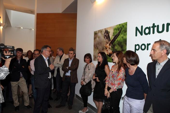 """Exposición """"Naturaleza por descubrir"""""""